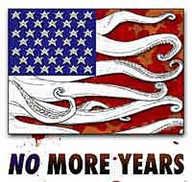 Cthulhu flag: No more years!