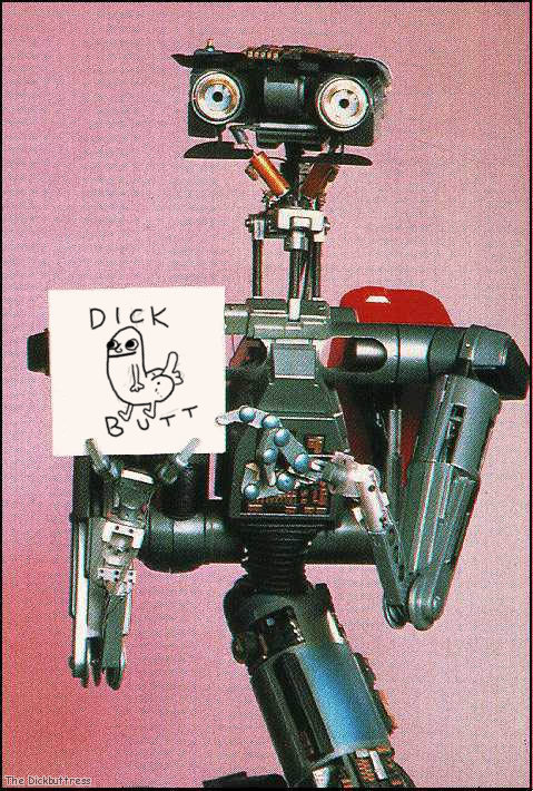 Dickbutt by Johnny 5