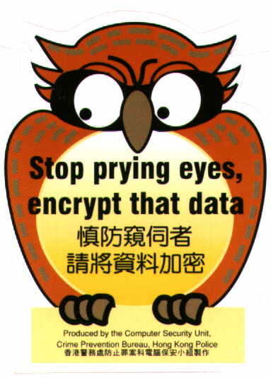 Stop prying eyes, encrypt that data