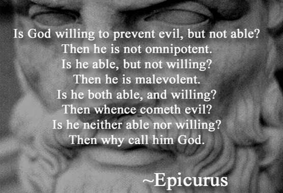 Epicurus on God