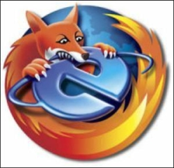 Firefox eating MSIE