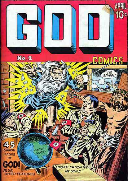 God: The comic