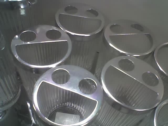 Happy utensil containers