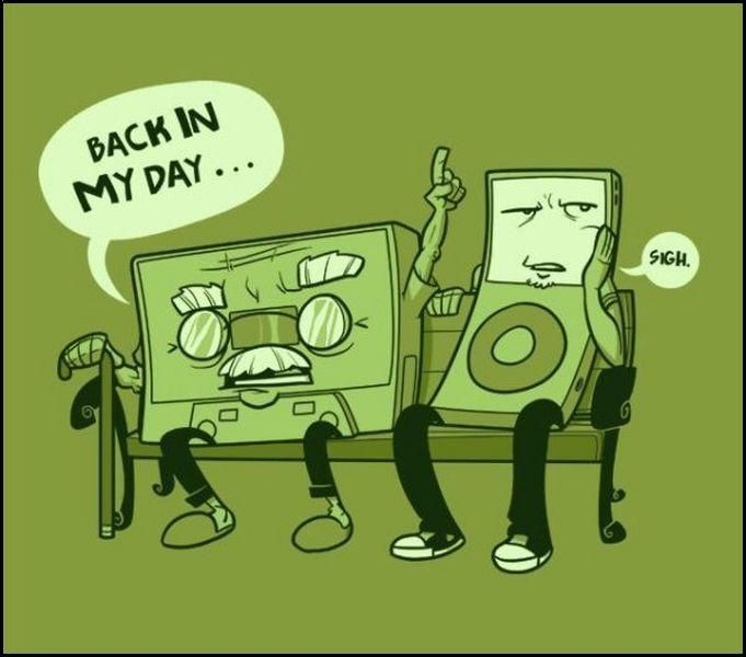 The iPod's father