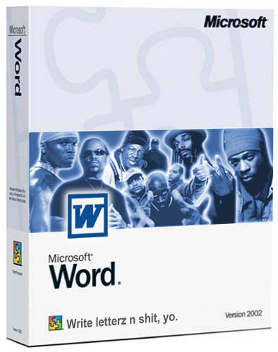 MSWord Gangsta Edition