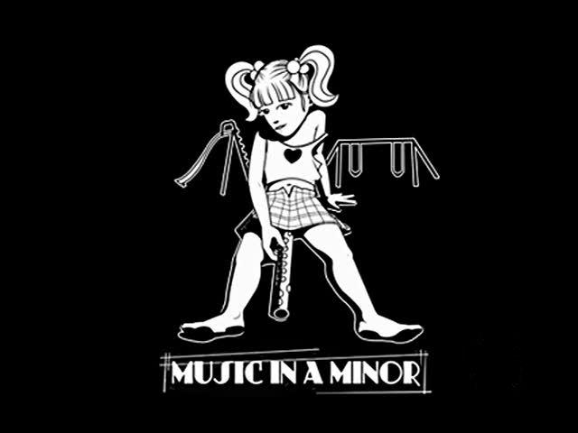 Music in a minor
