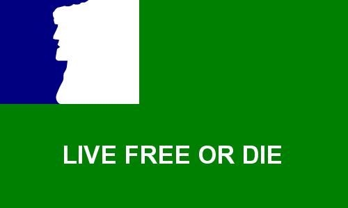 New Hampshire flag redesign (rev. 5)