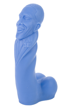 The Head O State (Obama dildo)